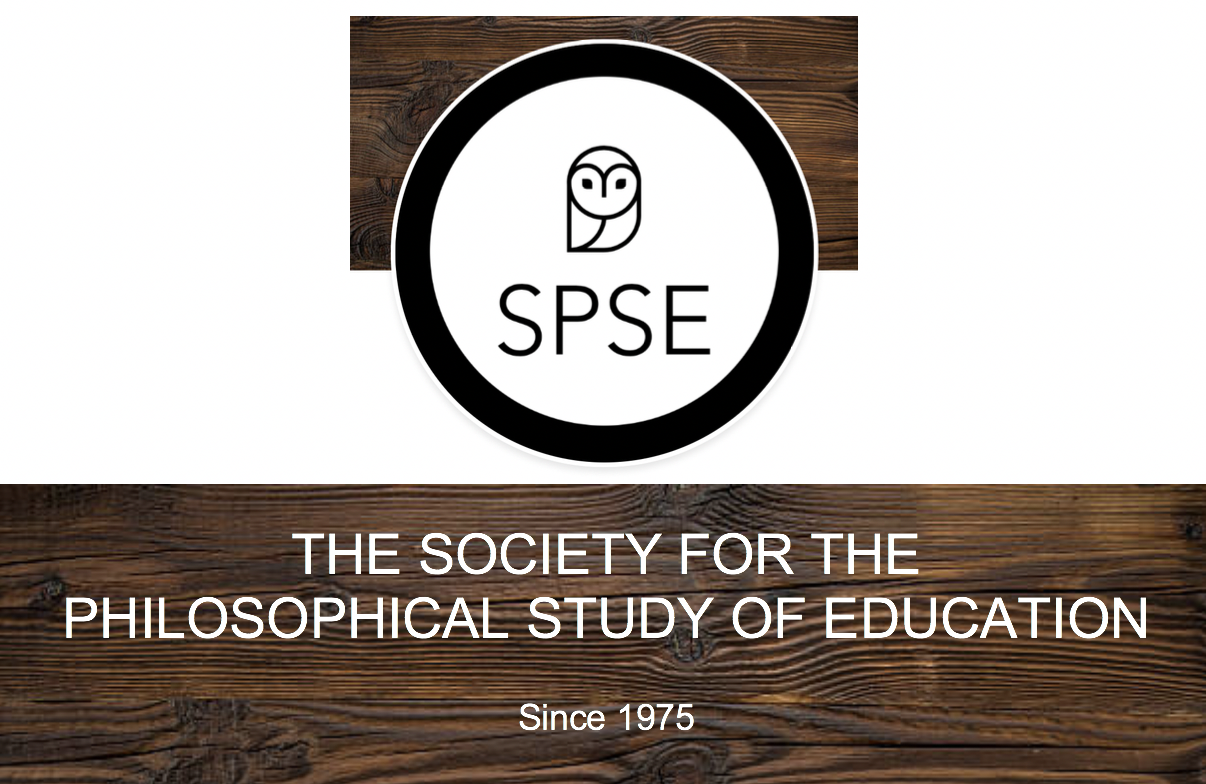 SPSE – The Society for the Philosophical Study of Education